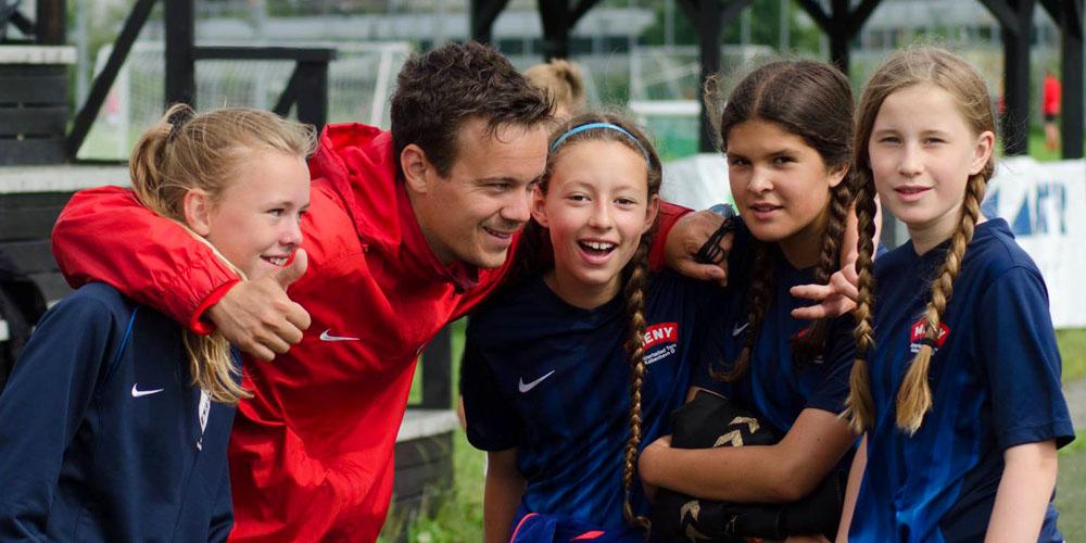 B.93 får 150.000 til pigefodbold rekruttering