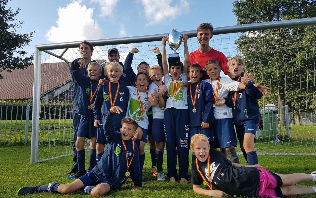 U11 Elite vinder FCN AL-Bank Cup