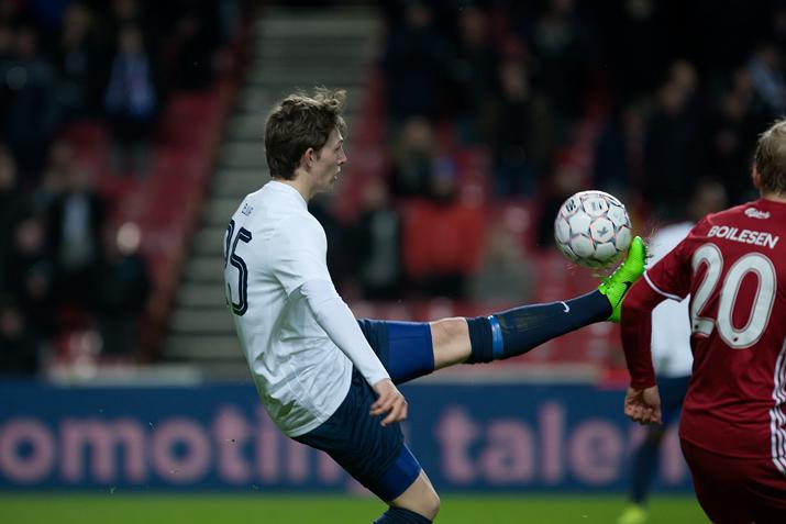 Peter Bjur udtaget til U17 landsholdet