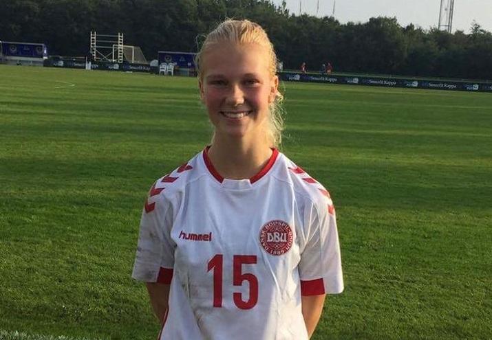 """Sofie Bredgaard i """"Vinklen"""""""