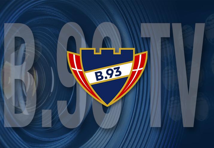 B.93 TV: U19 Division; Opvarmningsøvelse