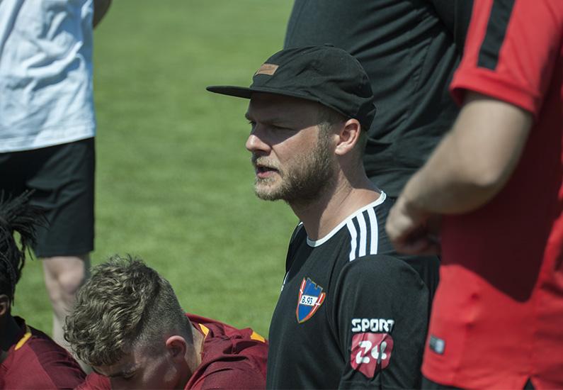 """Martin Jensen i """"Vinklen"""""""