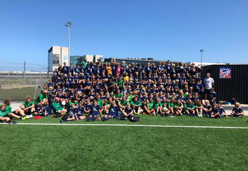 Copenhagen Football Camp