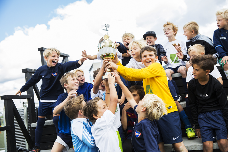 Unik Bolig Cup – deltagere og puljer