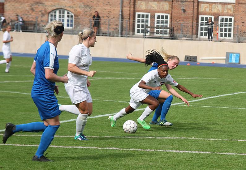 3F Liga-kvinder tabte stort mod mestrene