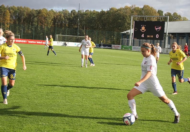 3F Liga-nederlag mod topholdet