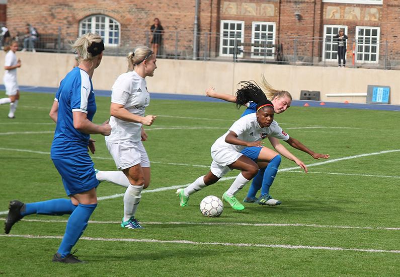 3F Liga-kvinder tabte til tophold