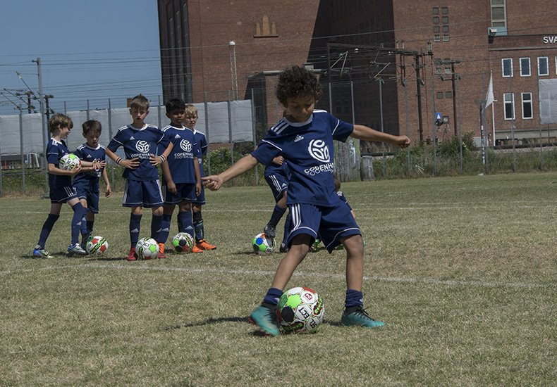 Tid til B.93 Football Camp