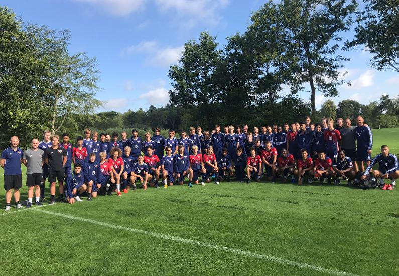 B.93 rykker U19 spillere på 1. holdet