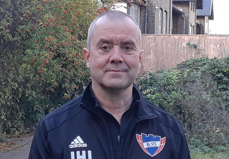 """Jesper Holm Lauridsen i """"Vinklen"""""""
