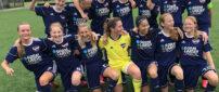 U16-pigerne er klar til pokalfinale